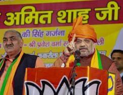 Delhi Elections LIVE Updates: BJP Ramps Up Attack on Kejriwal With Shaheen Bagh, 'Tukde Tukde' Taunts