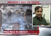 Patil asks Orissa Guv for report on Kandhamal