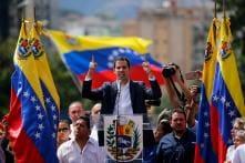 Donald Trump Tells Venezuela Military to Back Juan Guaido or 'Lose Everything'