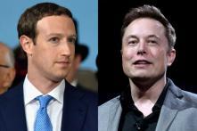 The Similarities Between Elon Musk And Mark Zuckerberg