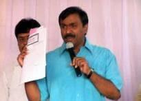 Politician 'exposes' Karnataka CM