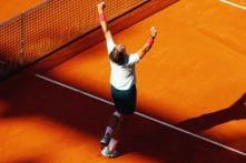 In pics: Nadal v Federer, Italian Open final