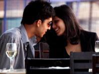 Watch: Frieda, Dev caught kissing
