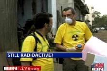 Mayapuri still radioactive: Greenpeace