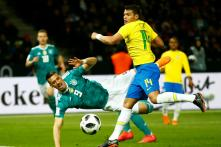 Brazil Beat Germany 1-0 to Restore Some Pride After 2014 Fiasco