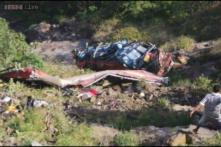 Maharashtra: State transport bus falls in a valley, 27 dead