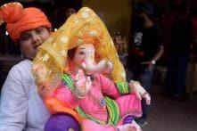 Ganesh Chaturthi 2017: Sparkling Yet Subdued Ganeshotsav Celebrations In Maharashtra