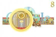 Top 10: Google doodles of 2011