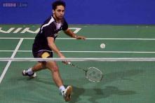 Parupalli Kashyap enters Round 2 of Badminton Asia Championships