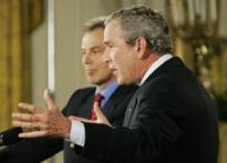 Bush, Blair admit mistakes in Iraq