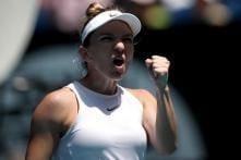 Australian Open: Ruthless Simona Halep Beats Elise Mertens to Reach Quarter-finals