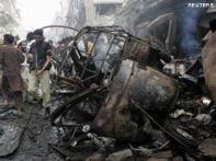 Watch: Third blast in a month in Peshawar