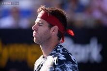 Juan Martin del Potro loses in quarterfinals at Sydney International