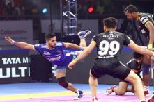 Pro Kabaddi 2019: Haryana Steelers Thrash Telugu Titans to End Home Leg on a High