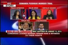 Who killed Sunanda Pushkar?