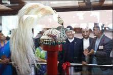 Nepal Puts Royal Crown on Display in Narayanhiti Museum