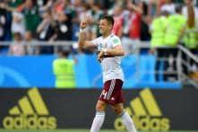 FIFA World Cup 2018: Javier Hernandez hits Half-century as Mexico Battle Past South Korea