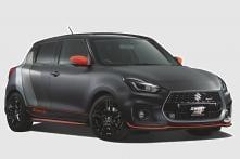 Suzuki Swift Sport Auto Salon With GSX-1000 Theme To Debut at 2018 Tokyo Auto Salon