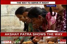 Akshaya Patra Foundation: A success story of mid day meals