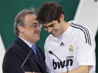 Kaka makes his priorities clear at Real Madrid