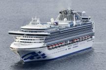 Japan Quarantines 3,500 on Cruise Ship after 85-year-old Tests Positive for Coronavirus