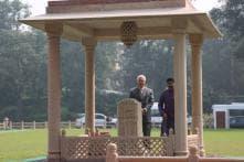 Such a Simple Man, Says Rex Tillerson at Gandhi Memorial