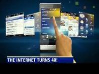 Internet turns 40, creators throw a b'day bash