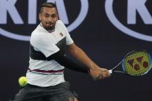Injury-troubled Nick Kyrgios Falls in Australian Open