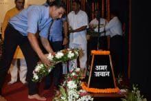 Akshay Kumar at 18th Kargil Vijay Diwas function
