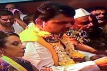 Maharashtra CM Fadnavis prays for farmers as Pandharpur Waari concludes