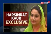 Watch: Khichdi is Anyway an 'Undeclared National Dish', Says Harsimrat Kaur