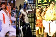 From NOT to HOT! Watch Shah Rukh's dramatic transformation