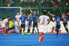 Argentina thrash India 3-0 in Hockey World League Final opener