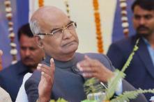 From Steno to President Pick: A Sneak Peek Into Ram Nath Kovind's Life