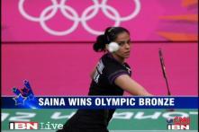 Go for Glory: Saina creates history