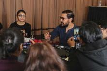 Coach PR Sondhi Conveys Displeasure to Aamir