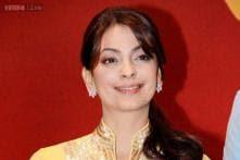 Negative role in 'Gulaab Gang' startled me: Juhi Chawla
