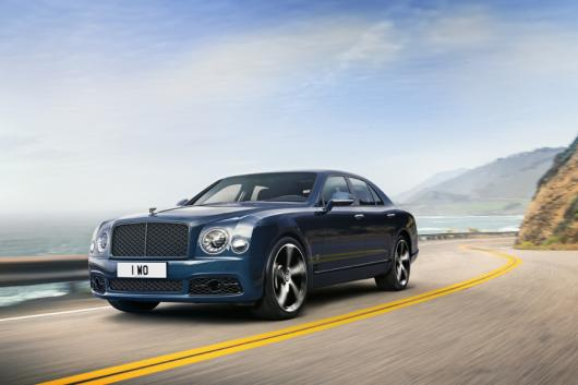The Bentley Mulsanne 6.75 Edition by Mulliner  (Image: AFP Relaxnews)