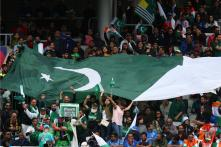 ICC World Cup 2019 | Afghanistan and Pakistan Fans Clash During Game at Leeds