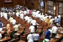 Karnataka Floor Test Live: Kumaraswamy Wins Trust Vote After BJP MLAs Walk Out