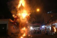 Dussehra: #MeToo Ravana Set to Be Burned in Delhi