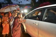 Rain Halts Dalit Leader's Sabarimala Trek, Cops May Take Her Today if She Passes 'Background Check'