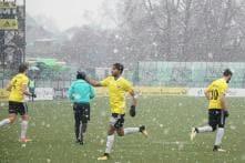 I-League 2019-20: Srinagar Airport 'Inoperative', Real Kashmir FC's Next 2 Games Cancelled