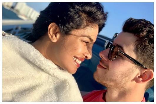 Priyanka Chopra and Nick Jonas. (Image: Instagram/Priyanka Chopra)