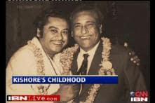 Remembering Kishore Kumar's childhood