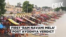 Despite Doctors Advising Social Distancing, Lakhs Expected In Ram Navami Mela At Ayodhya