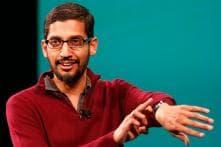 Google CEO Sundar Pichai coming to India tomorrow
