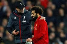 Mohamed Salah's Ankle Nothing to Worry About, Assures Liverpool Manager Jurgen Klopp