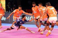 Pro Kabaddi: Dabang Delhi Beat Tamil Thalaivas In Thrilling Contest