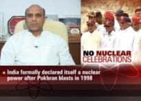 'Pokhran brought sanctions, so why celebrate it'